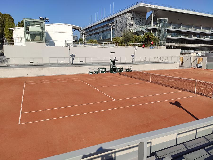 Roland Garros Court N°3