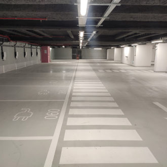 Etanchéité Parking