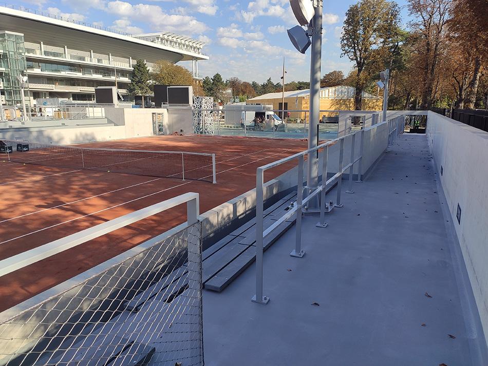 Roland Garros court N°2